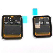 עבור אפל שעון סדרת 3 Lcd מסך מגע זכוכית Digitizer מלא להגדיר עבור אפל שעון 3 s3