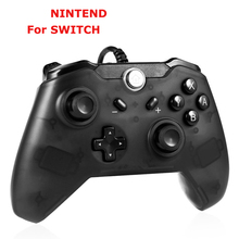 USB Wire Game Controller Gamepad For Nintend Switch NS Conso