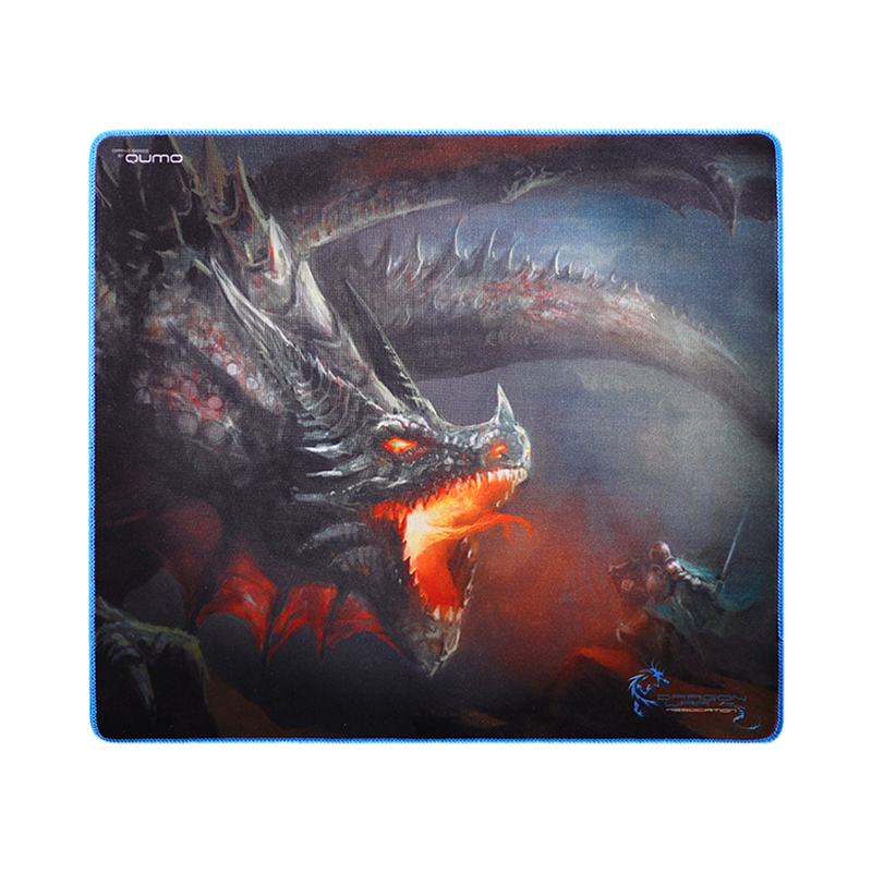 Mouse Pad Qumo Single Warrior 20968 цена и фото