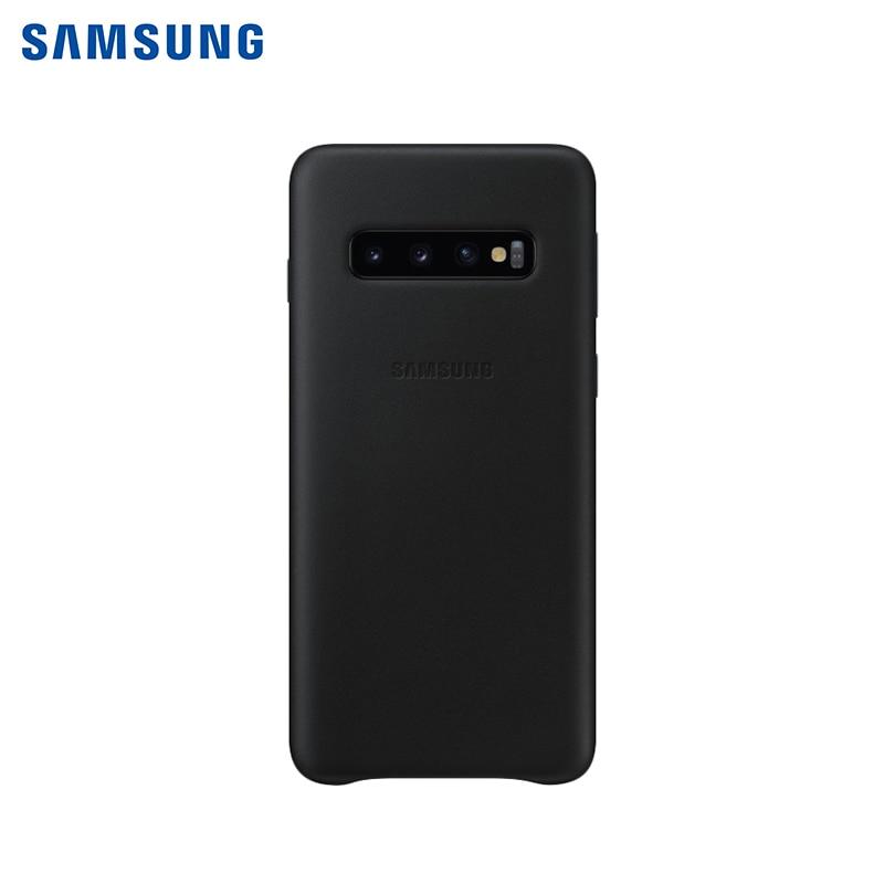 Чехол-накладка Samsung EF-VG973L для Samsung Galaxy S10 чехол накладка samsung ef rg973c для samsung galaxy s10