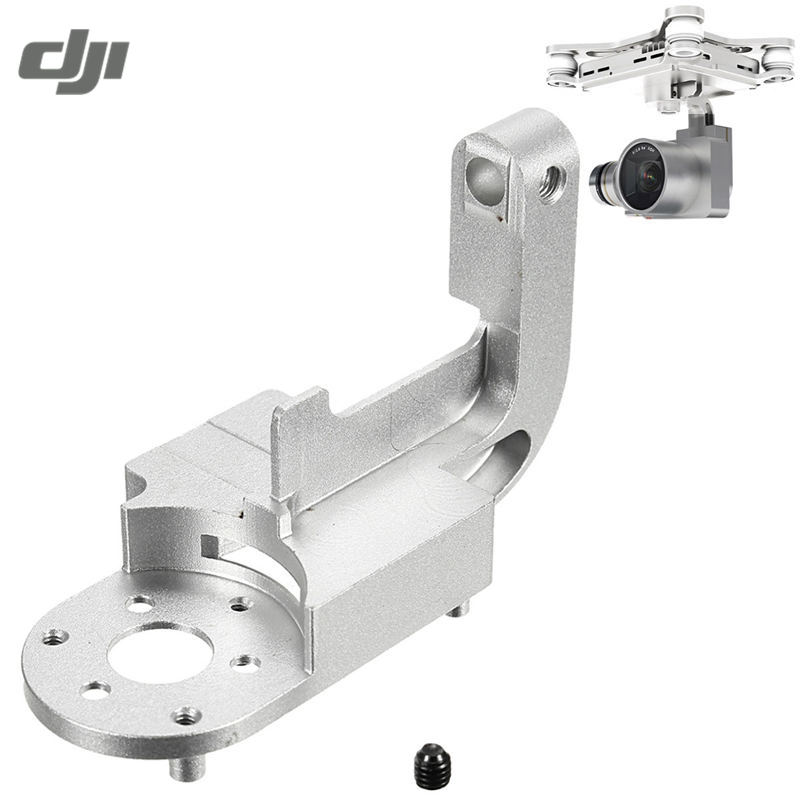 DJI Phantom 3 RC Camera Drone FPV Accessories CNC Gimbal Yaw Arm Upper Bracket Holder Replacement