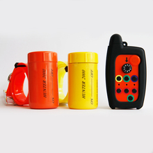 WATERPROOF REMOTE HUNTING DOG BEEPER COLLAR HUNTER-2000 FOR 2 DOGS NEW MODEL 2018