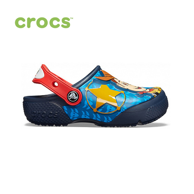 CROCS CrocsFL Buzz Woody Clog K KIDS or boys/for girls, children, kids TmallFS shoes