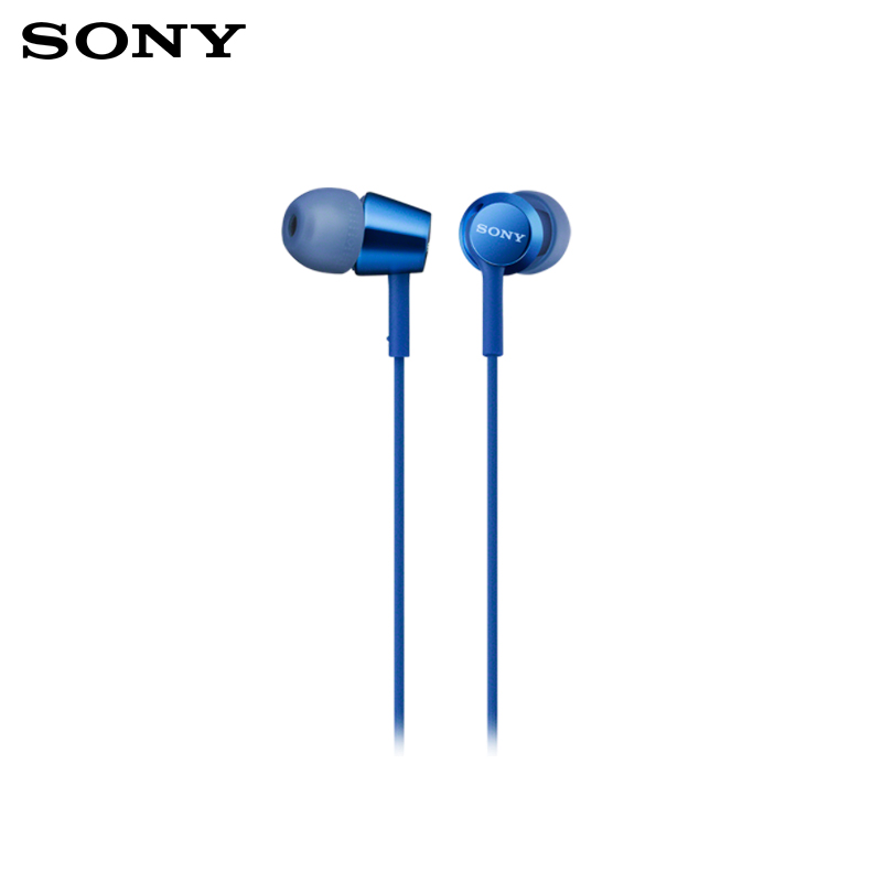 in-ear Sony MDR-EX155 in-ear eaphone feie company digital programmable mini in ear hearing amplifier cic aparelho auditivo invisivel s 12a online sale