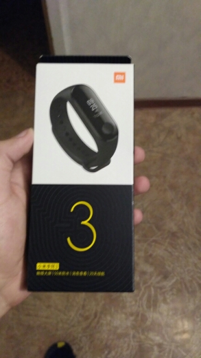 "Original 2018 Xiaomi Mi Band 3 Fitness Tracker Smart Bracelet 0.78"" OLED Touch Screen 50M Waterproof Miband 3 Smart Wristband"