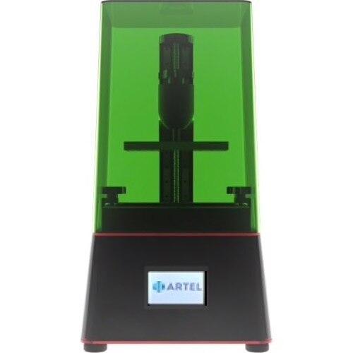 Imprimante 3D LCD/DLP 3D Artel ZOBU 3.0-meilleure imprimante 3D en résine pour dentistes et bijoutiers. Objectif de mise au point, refroidissement amélioré.