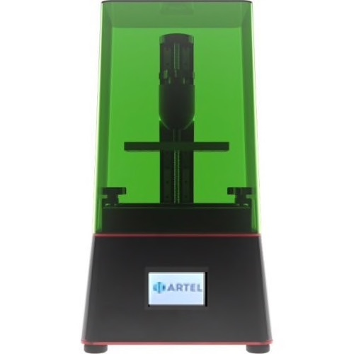 LCD/DLP 3D printer 3D Artel ZOBU 3.0 - best resin 3D printer for dentists and jewelers. Focusing lens, improved cooling.