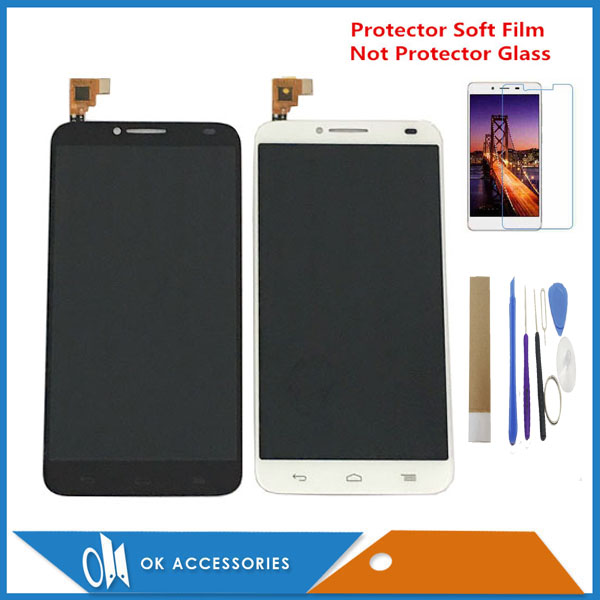 top 10 black lcd display touch screen alcatel one touch