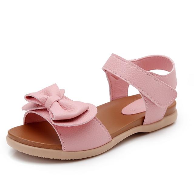 Enfants mignons sandales fille d'été chaussures... 68vGTFy