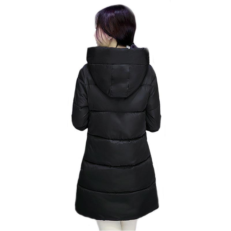 D'hiver Femmes Longue Nouvelle Pour Outwear Épaississement Coton Veste Manteau Parkas Hiver Femelle xUTqqw1R4