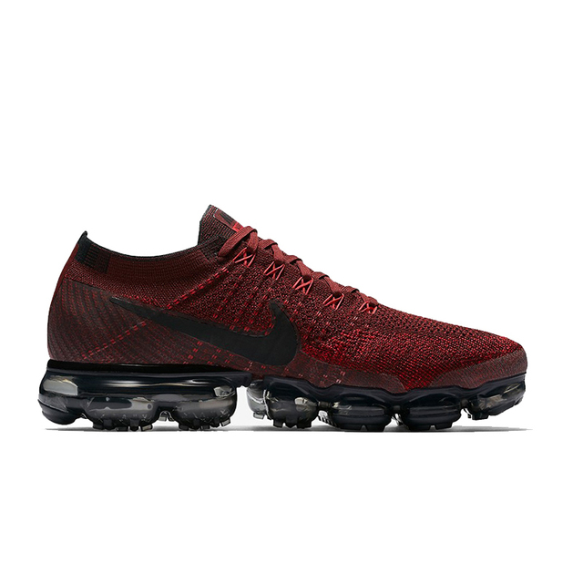 NIKE Air VaporMax Flyknit Original Mens Running Shoes Stability Height Increasing Breathable Lightweight Sneakers For Men Shoes 2