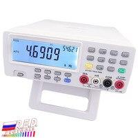 VICHY VC8145 DMM Цифровой мультиметр Температура метр тестер PC аналоговые 80000 отсчетов аналоговой гистограммы ж/23 сегменты