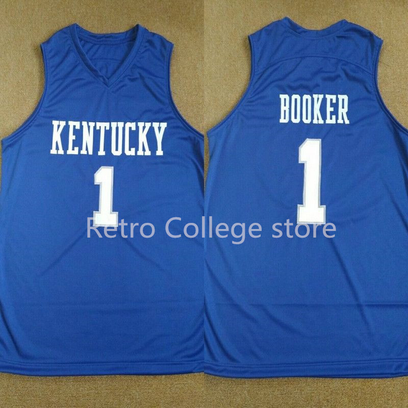 Devin Booker College Jersey