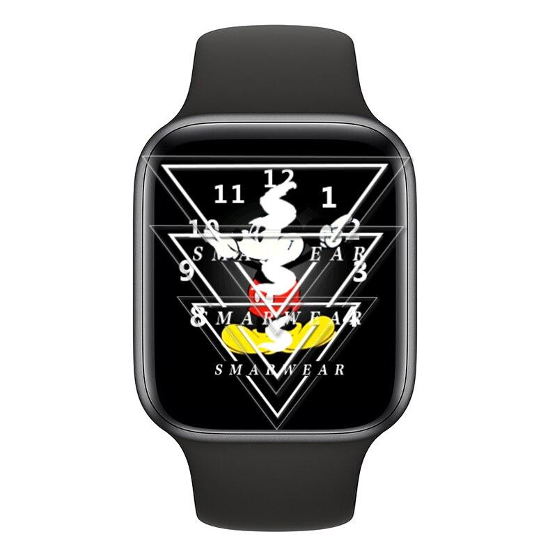 Bluetooth Smart Watch Series 4 обновления 1:1 поколения Smart Electronics Sport Band Носимых устройств для apple huawei IOS Android