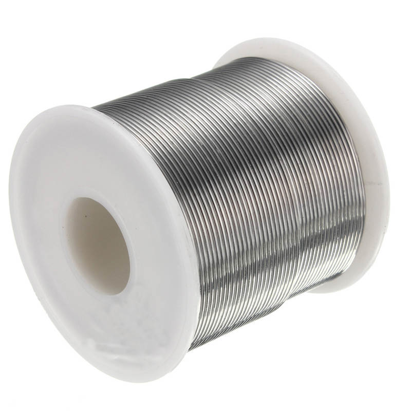 50g-500g 60/40 Tin Lead Solder Wire Rosin Core Soldering Welding Iron 2% Flux Reel 0.5mm-2mm