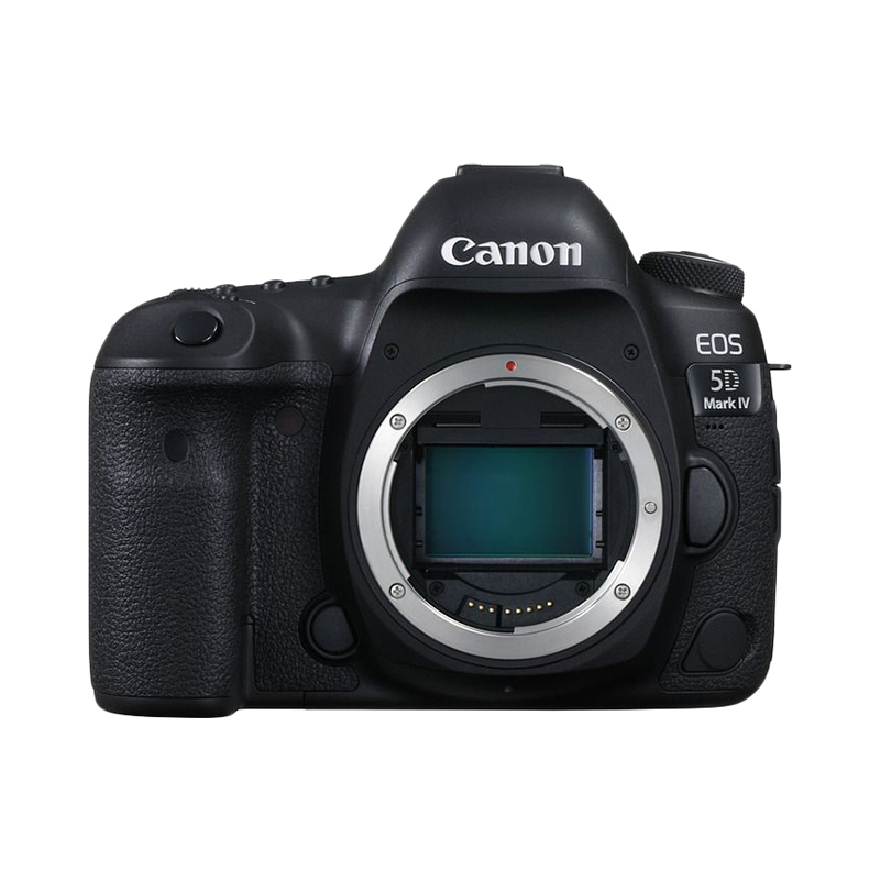 DSLR Camera Canon EOS 5D Mark IV Body black