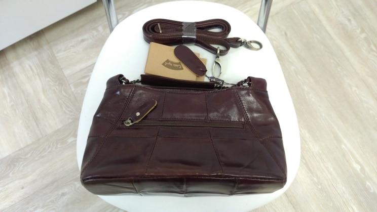 Cobbler Legend Genuine Leather Luxury Authentic Handbags Designer Crossbody Bag Women's Shoulder Tote Bag Brand Bolsos Luxuosas photo review