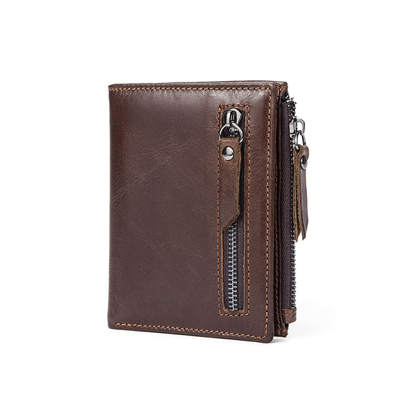 Brand Men Wallets Dollar Purse Genuine Leather Wallet Card Holder Luxury Designer Clutch Business Mini Wallet High Quality ������������������