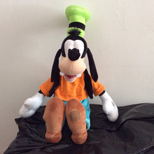 50cm 19.7'' Mickey Mouse friend Goofy Dog Stuffed animals Plush Boy Toys for Children Brinquedos