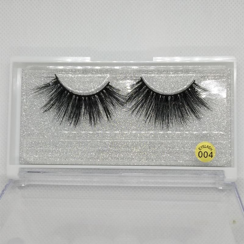 vison cílios crisscross volume completo cílios olho maquiagem