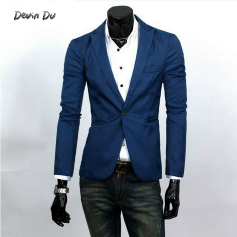 2018Hot sale men fashion handsome small suit mens casual blazers man Stylish Slim jackets male leisure business dress suit ...