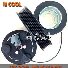 Высокое качество AC Компрессор сцепления для MAZDA 3 1,6 2000-2009 H12A1AG4DY BP4K61K00 BP4K61K00A
