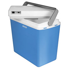 Холодильник автомобильный MYSTERY MTC-243 (Напряжение питания 12 В, объем 24 л, макс.мощность 54 Вт, охлаждение на 14-16°С ниже окружающей среды, нагрев до +50°С)