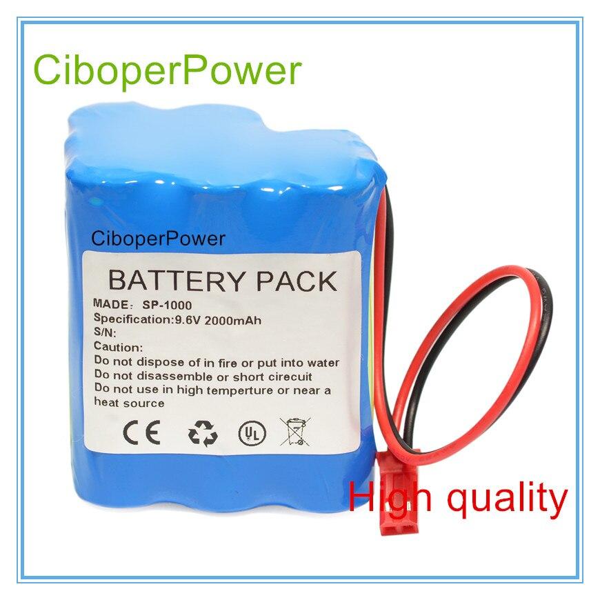 Haute Qualité Pour SP-1000 Batterie | Remplacement Pour SP-1000 Pompe D'alimentation et Seringue Pompe Batterie
