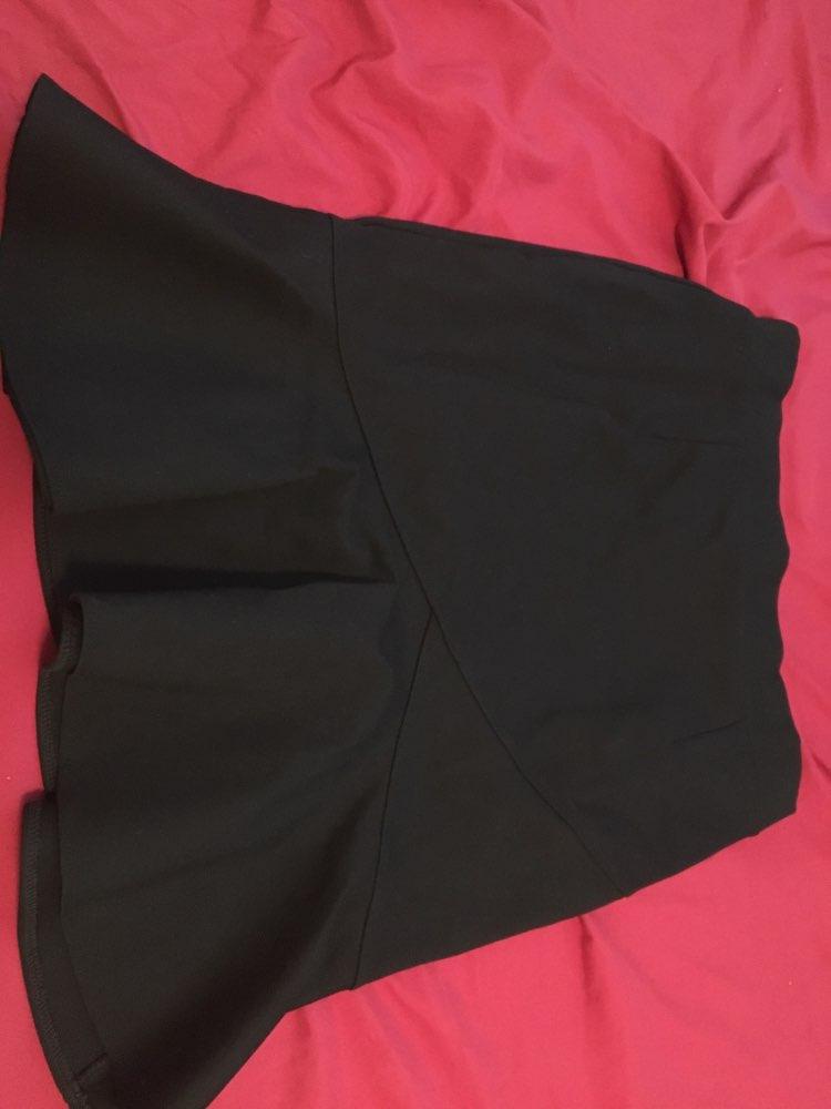 S 5Xl Women Pencil Skirt Fashion Ol Slim Bodycon Business Wear Ruffles Hem Mermaid Style Plus Size Ladies Office Skirt photo review