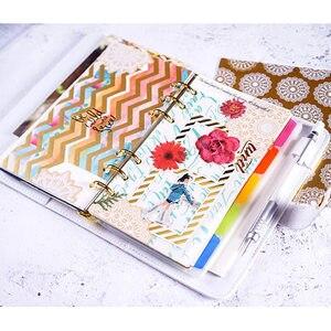 Image 3 - Yiwi A6 Planet Stern Drucken Planer Abdeckung Nette Kreative Tagebuch Notebook mit Geschenke