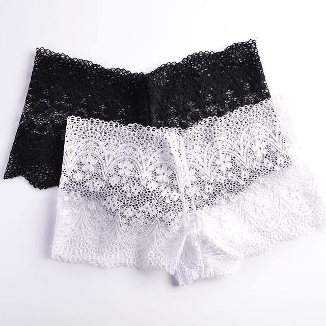 58bc3130a9d5 Women Ladies Sexy Hollow Lace G-string Briefs Panties Thongs Underwear  Knickers