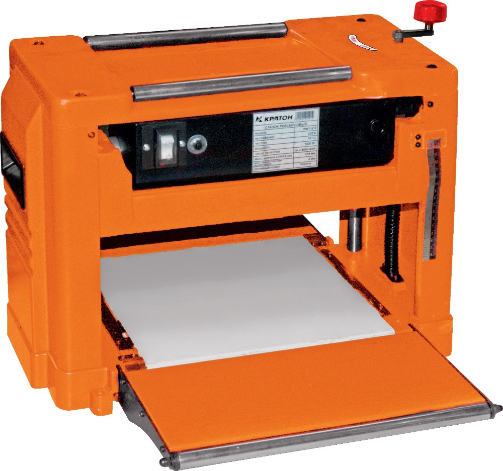 Thicknessing machine KRATON WMT-318