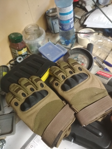 Mofaner Motorcycle Gloves Full Finger Outdoor Sport Racing Motorbike Motocross Protective Breathable Glove