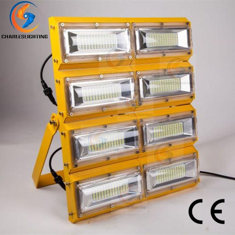 CHARLES LIGHTING 3 Years Warranty LED Flood Light 110 240V LED FloodLight 400W Waterproof IP65 Super Bright for Football Field