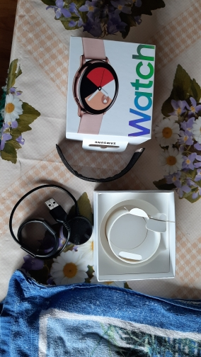Смарт-часы Samsung GalaxyWatch SM-R500