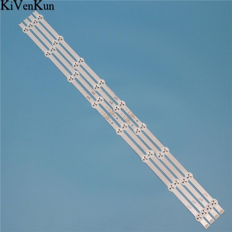"""כרטיסי טלויזיה ועריכה מנורות LED אחורית ברצועת עבור LG 37LN5778 37LN577S 37LN577V -ZK טלוויזיה Light קורות Kit LED 37"""" Band ROW2.1 Rev 0.0 1 LC370DXE (2)"""