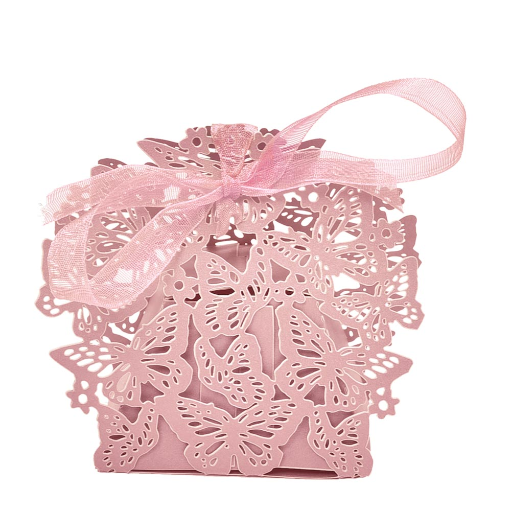 20pcs/set Romantic Wedding favors Decor Butterfly DIY Candy Cookie ...