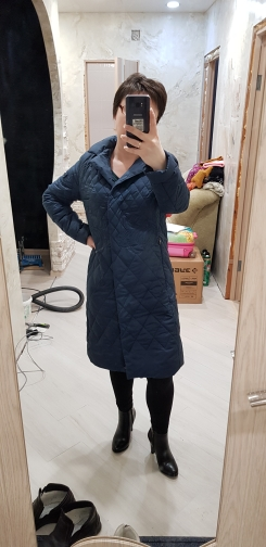 MIEGOFCE 2018 Spring Women Parka Coat Warm Jacket Women Thin Cotton Quilted Coat With Standing Collar New Collection Of Designer