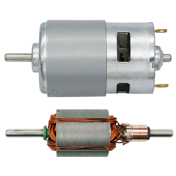 High Power 775 Motor DC 12V 12000turn/min Large Torque Motor Ball Bearing Tools For DIY Driver Parts