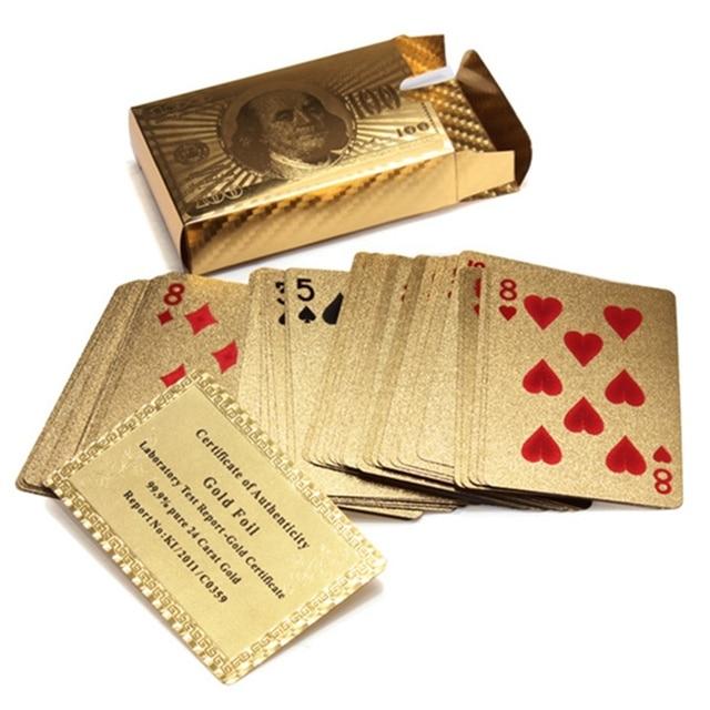 24k karat gold plated poker playing cards monte carlo resort and casino las vegas expedia