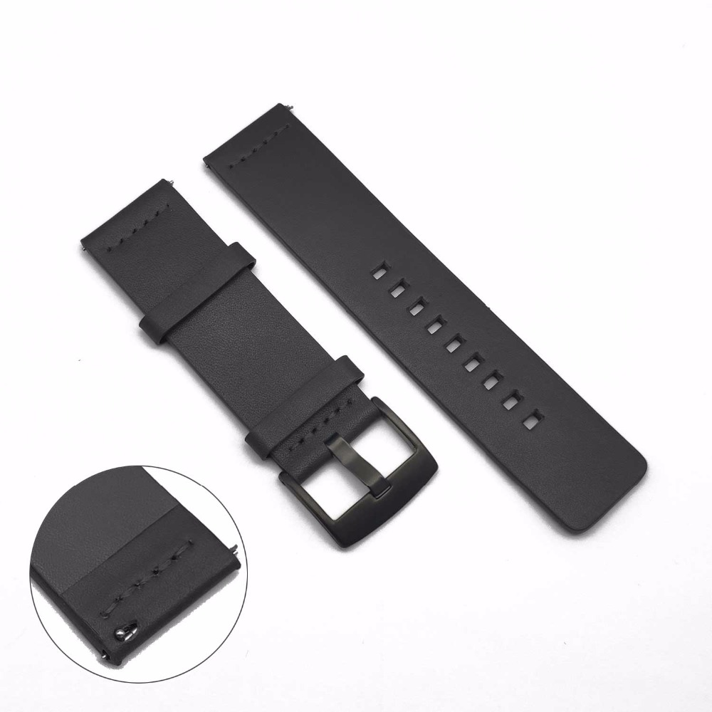 все цены на WatchBand Strap 18 20 22mm For Samsung Gear sport S2 S3 Classic Frontier watch Band huami amazfit pace Bip BIT Lite Huawei Watch онлайн