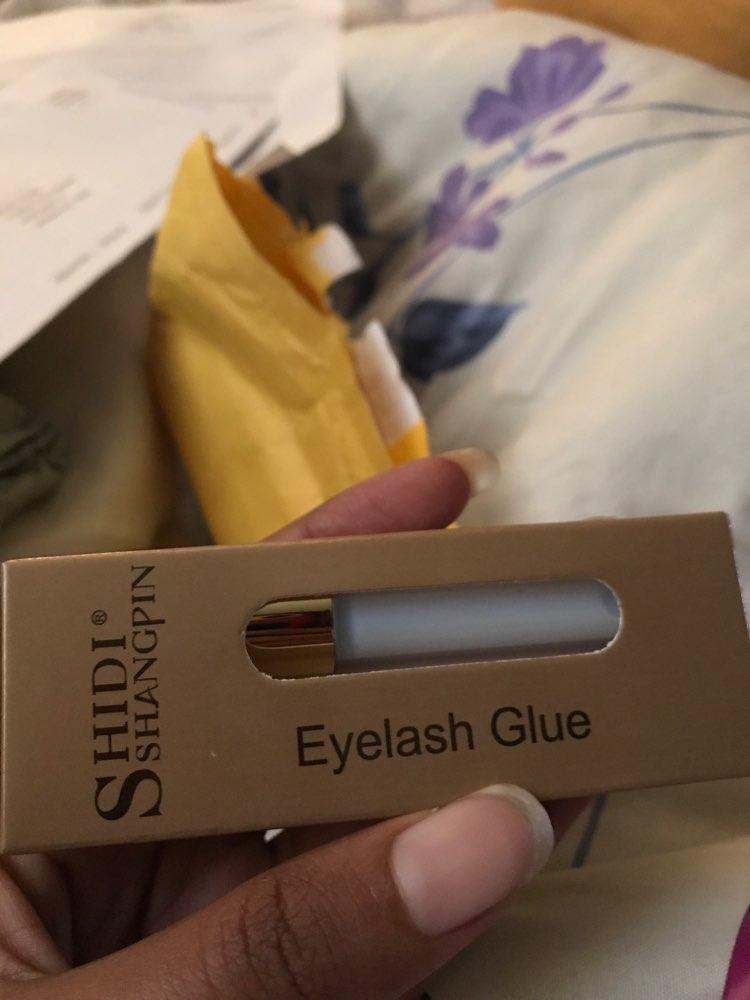 SHIDISHANGPIN 1 pcs Eyelash Glue 5ML Lash Glue Clear Black Lashes Glues Mink Eyelashes Glues cosmetic tools primer for eyelash
