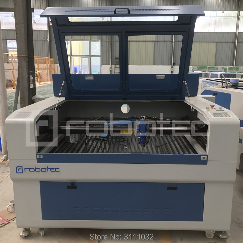 Laser Engraving Cutting Machine / Co2 Metal Wood Acrylic Letter Mini Cnc 1390 Co2 Laser Cutting