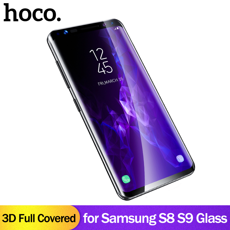 qreco glass screen protector for galaxy s8