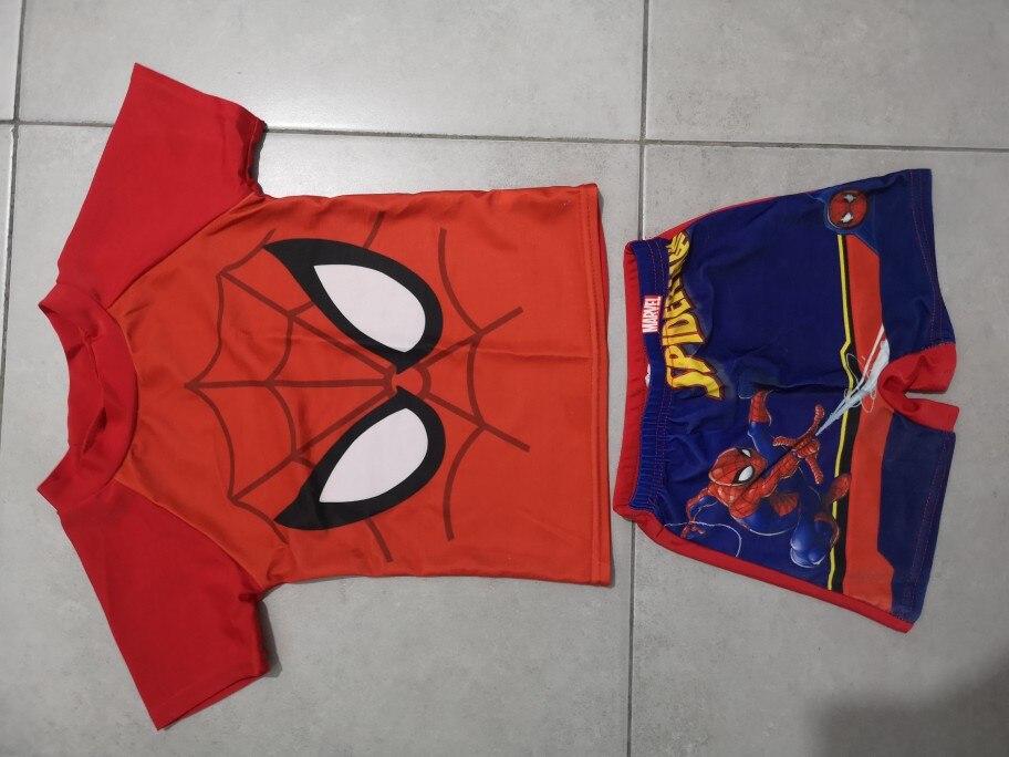 Body Suits spiderman spiderman camisa
