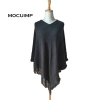 Stylish Warm Blanket Scarf Woman Gorgeous Wrap Long Tassel Thick Brand Shawls Scarves Head Lapel Sweater