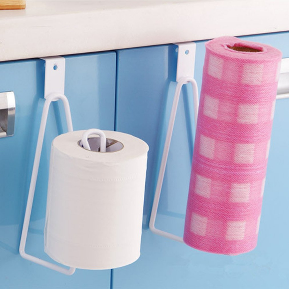 Magnetic Towel Rack for Refrigerator Adjustable kitchen paper towel ...
