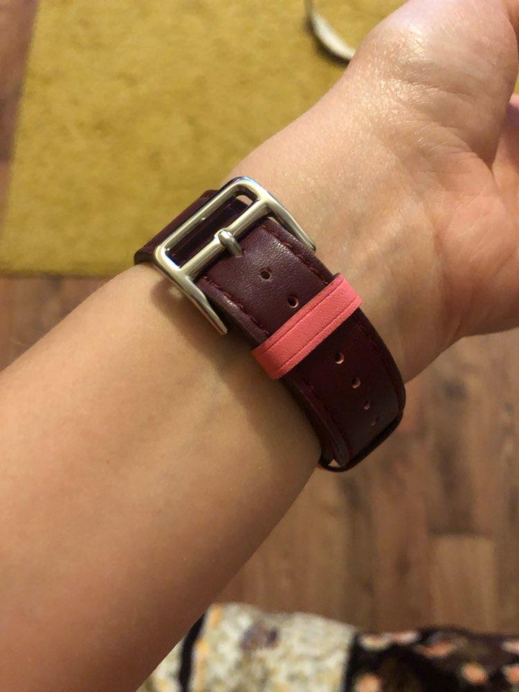 |Boston| Genuine leather strap photo review
