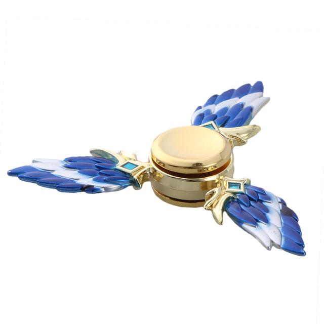 Tri-Wing Fidget Spinner