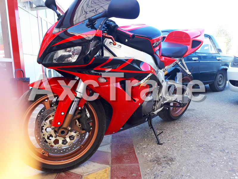 Motorcycle Fairings For Honda CBR1000RR CBR1000 CBR 1000 RR 2006 2007 06 07 ABS Plastic Injection Fairing Bodywork Kit Red BK L0 injection mold fairing for honda cbr1000rr cbr 1000 rr 2006 2007 cbr 1000rr 06 07 motorcycle fairings kit bodywork black paint